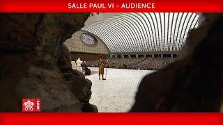 Audience générale 21 octobre 2020 Pape François