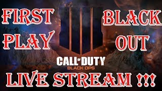 CoD BLACKOUT - FIRST EXPERIENCE LIVE
