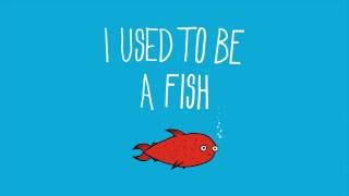 Tom Sullivan Introduces I USED TO BE A FISH & Draws!