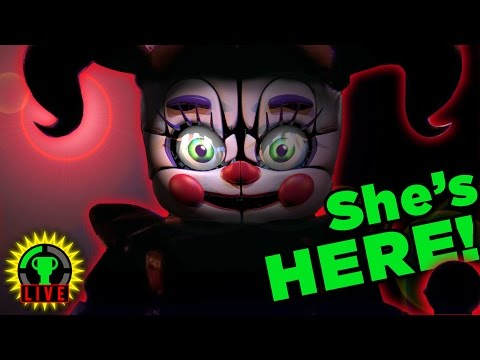 Thumbnail: FNAF Sister Location is HERE! | FNAF Official Release!