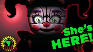 One of GTLive's most viewed videos: FNAF Sister Location is HERE! | FNAF Official Release!