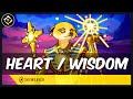 SKYWEAVER GAMEPLAY  HEART / WISDOM - YouTube