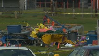 Violent weather claims 2 lives in N.H. circus tent collapse