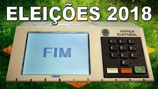 COMO VOTAR! ELEIÇÕES 2018 | SIMULADOR URNA ELETRÔNICA 2018 | ORDEM VOTAÇÃO
