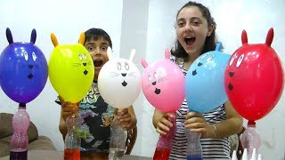 Easy DIY Kids Science Experiments with Balloons to Do at Home Compilation!