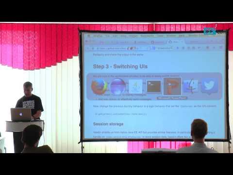 Web application development with no front-end skills (Nicolas Fränkel, Switzerland)