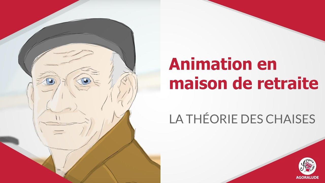Animation En Maison De Retraite La Théorie Des Chaises