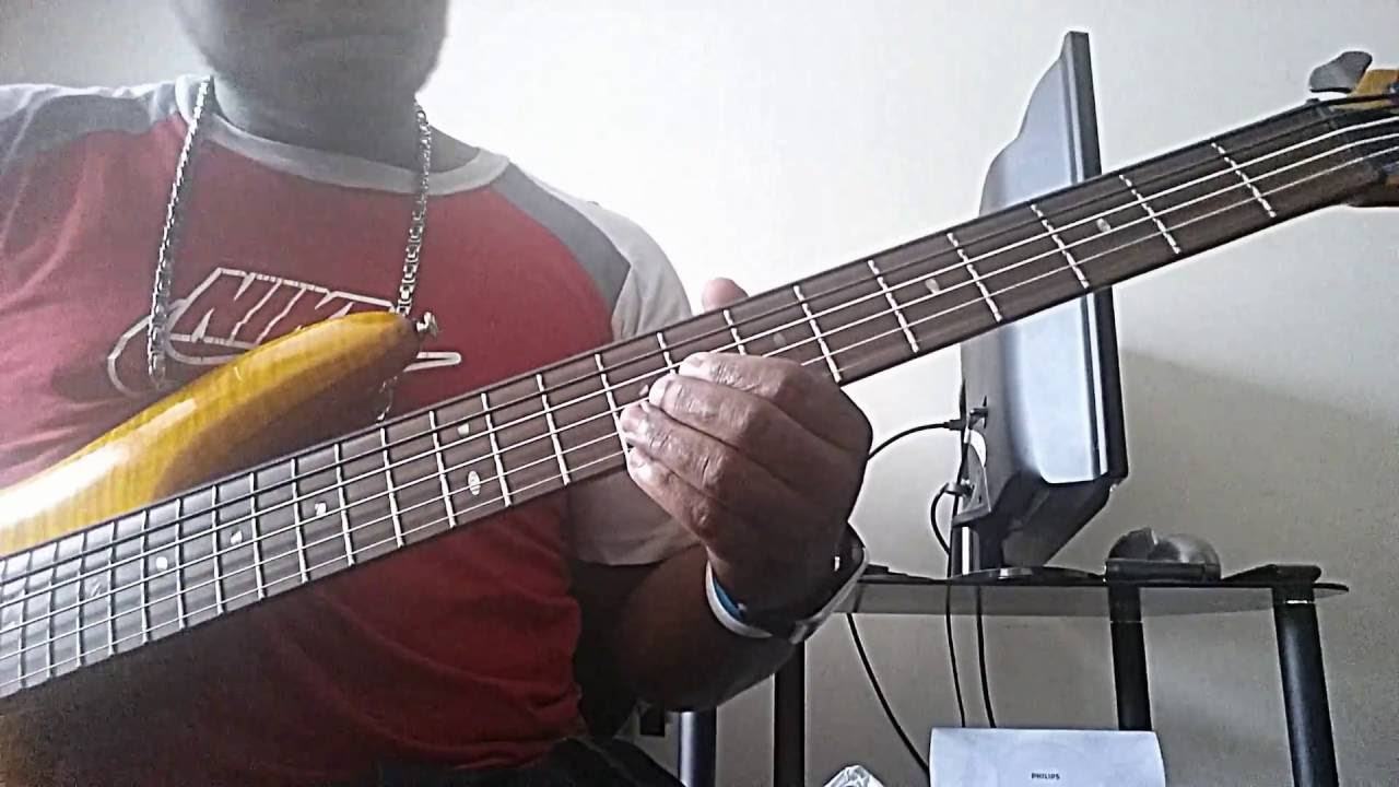 Download Larue Howard - Great I Am Bass Cover