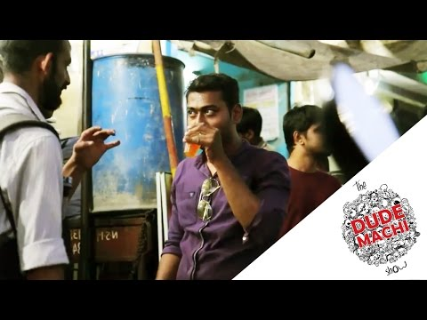Cigarettes in Chennai | The Dudemachi Show