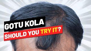 Gotu Kola For Hair Growth - Should You Try It?