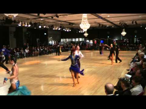 Holland Masters 2011 Papendal WDSF Seniors Latin Final