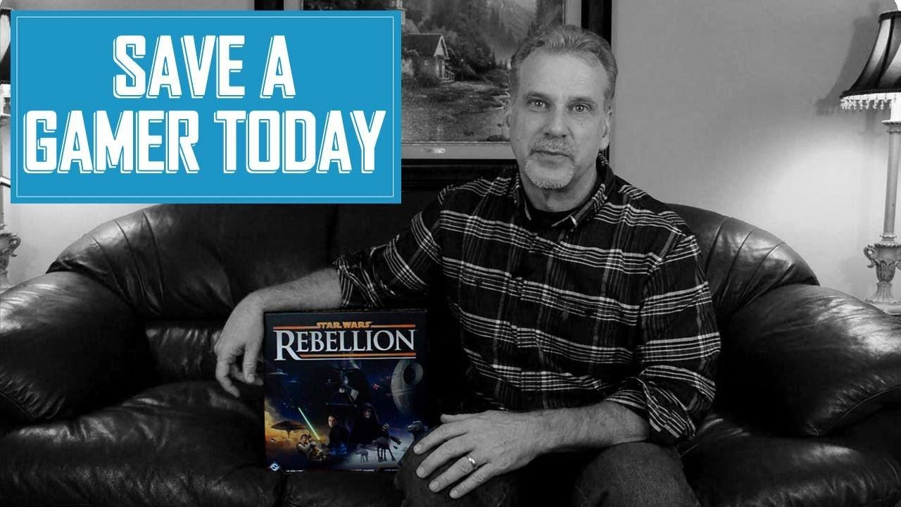 Star Wars Rebellion: Save A Gamer