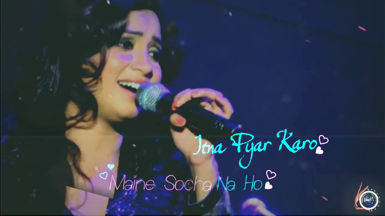 Latest Sad ☹️ Song/// Shreya Ghoshal/// Female version///