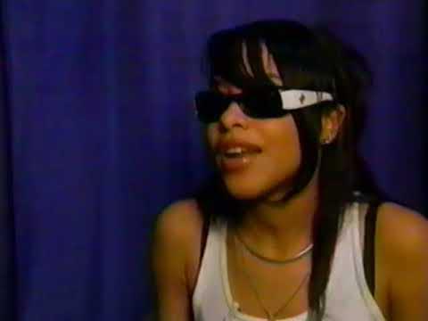 Aaliyah: OneWorld Music Beat Interview (1998)