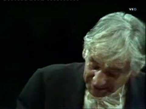 Ravel, Piano concerto in G - II Adagio assai (L. Bernstein)