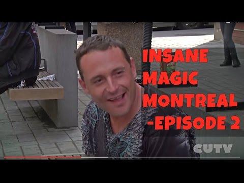 INSANE MAGIC MONTREAL- EPISODE #2 | Concordia University | John Molson School Of Business