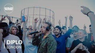 Baixar Diplo Rooftop Party Mix | Boiler Room HQ