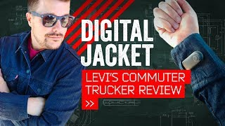 Project Jacquard Smart Jacket: Levi's Commuter Trucker Review