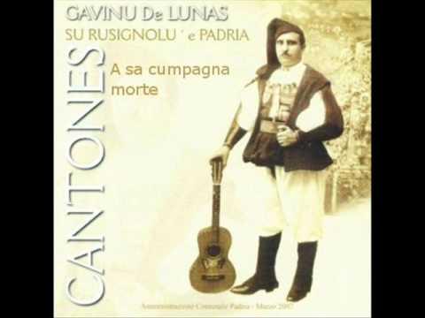 A sa cumpagna morte - Gavinu De Lunas
