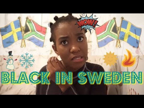 BUSI CHATS | IS SWEDEN RACIST??? | Being Black in Sweden