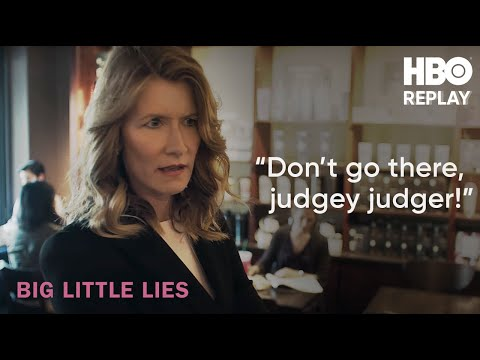 Big Little Lies: Renata Vs. Mary Louise (Season 2 Episode 7 Clip) | HBO