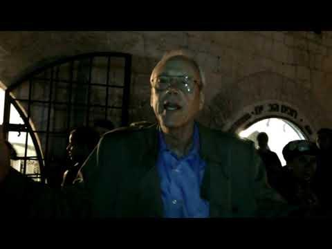 Anthony Harper Singing Hatikvah Hannukah In Jerusalem 20171219