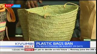 Government maintains the ban of plastic bags effective as of August 28th date