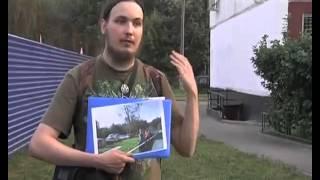 Вырубка «зелёной зоны» проводится в Химках(, 2012-08-09T10:14:04.000Z)