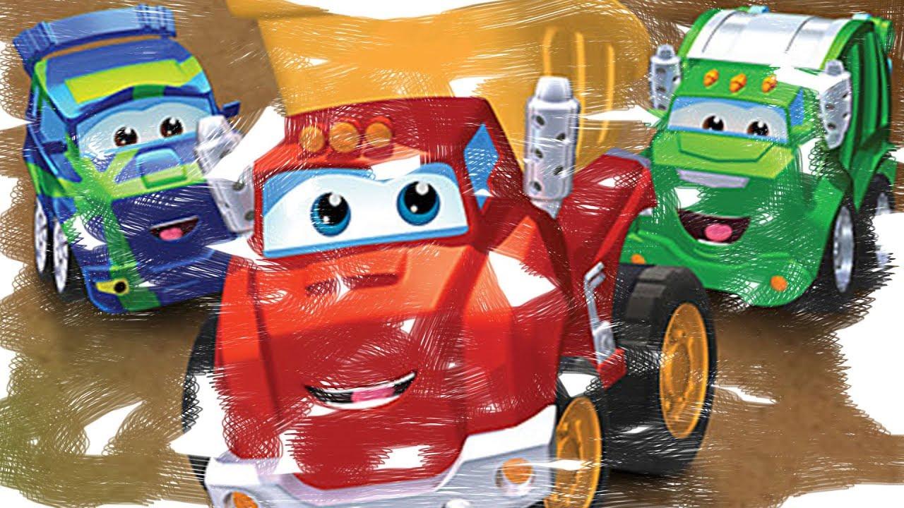 Malvorlagen Cars Roblox - Zeichnen und Färben