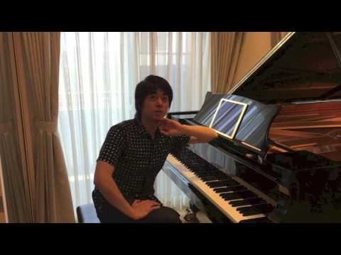 「素敵なピアノ部屋」菊地裕介さん ショパン8月号