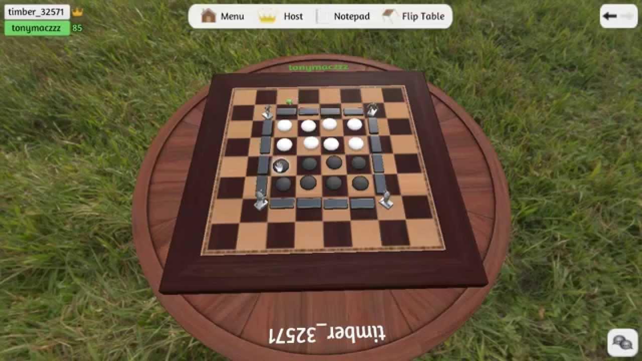 Let S Play Tabletop Simulator 7 Four Field Kono Youtube