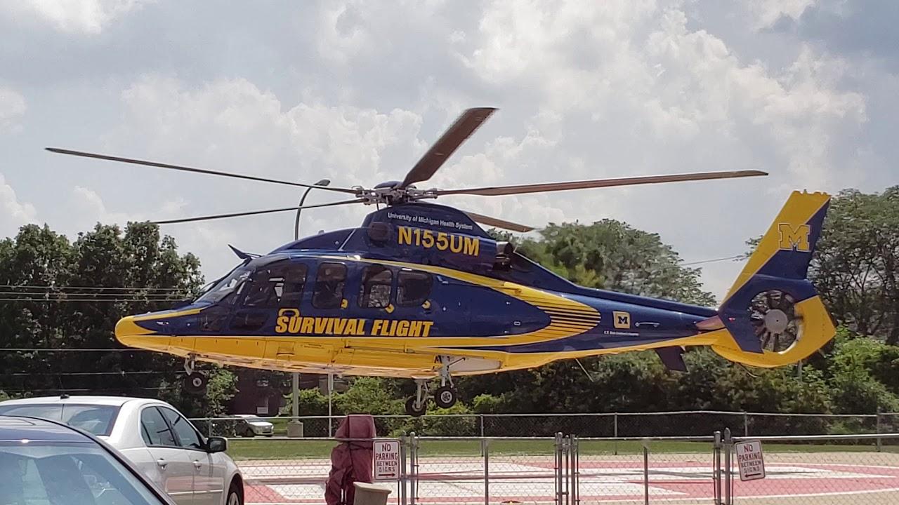 Download Survival Flight Take Off- University of Michigan