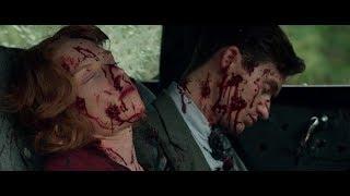 Как поймали Бонни и Клайда. Фрагмент из фильма В погоне за Бонни и Клайдом 2019/The Highwaymen 2019