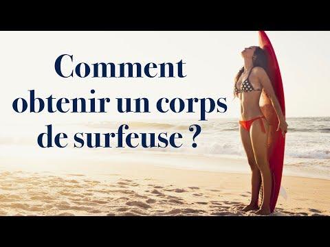 Comment obtenir un corps de surfeuse ou de surfeur ? 🏄 (Préparation physique surf - Surf Fitness)