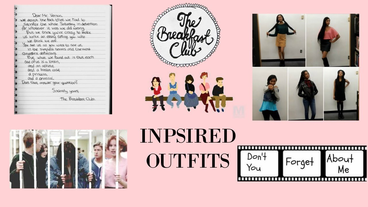 the breakfast club inspired outfits the breakfast club inspired outfits
