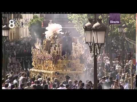 Cautivo Y Rescatado San Pablo en Campana.Semana Santa Sevilla 2014