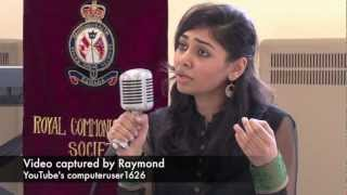 Sneha Sheth - Commonwealth Day (Vancouver) - Mar 10 2013