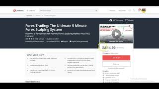New : The Ultimate 5 Minute Forex Scalping System