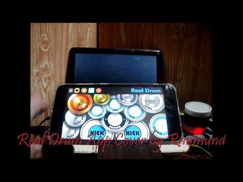 Maroon 5 - This Love (Real Drum App Cover by Raymund)