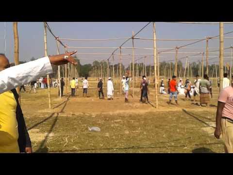 চট্টগ্রাম জেলা ইজতেমার ময়দান  (চারিয়া,হাটহাজারী)। Chittagong District Ijtema (Cariya, Hathazari)