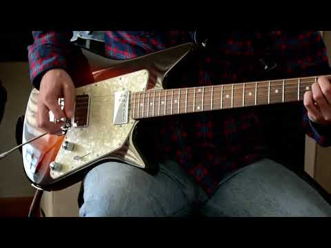 Ernie Ball Music Man Albert Lee , Demo and review