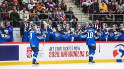 Jääkiekon U20 MM 2020 | Suomi-Kazakstan
