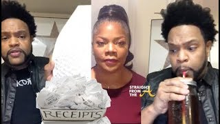 MESSY! Journalist Jawn Murray Pulls RECEIPTS On Mo'Nique's Burned Hollywood Bridges (FULL VIDEO)
