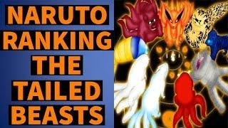 Naruto - Tailed Beasts Ranking