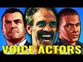 Why Trevor, Michael and Franklin from GTA 5 Sound So Familiar