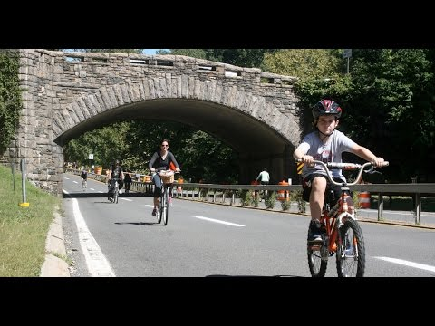 City Bike Vlogs - Ep. 38 - Bronx River Cycle Sunday Fall 2015 - Lost Episode