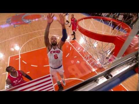 Blake Griffin Answers Tyson Chandler
