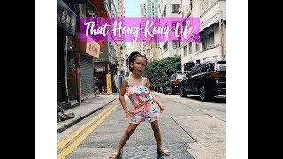 ENJOYING LIFE IN HONG KONG!!