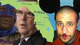 Florida - The Strangest State In America Explained by Craig Pittman