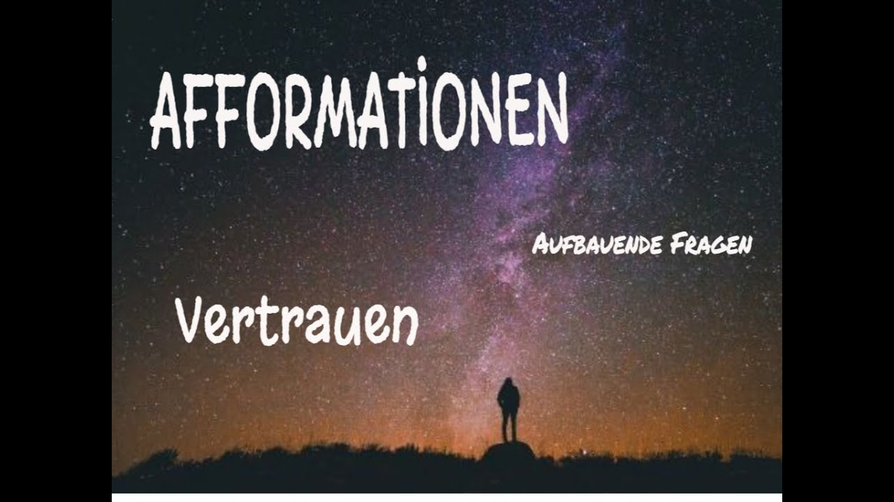afformationen youtube
